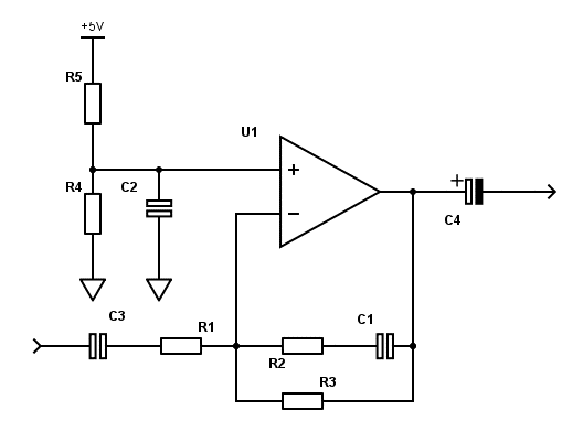 lm386 amp schematic with Bass Booster Schematic Diagram on Lm324 Wave Generator Vco Schematic L41080 further Dse Faq as well 1w  Open Hardware 1 Watt Guitar  lifier additionally versions also Electret Microphone  lifier.