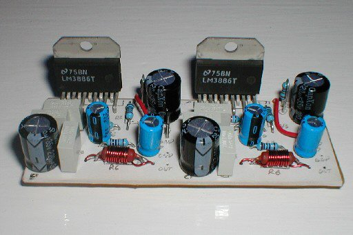 P3A 5-channel power amplifier Page 3